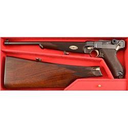 Luger DWM 1920 Commercial Carbine