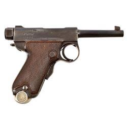 Imperial Japanese Baby Nambu Pistol