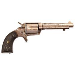 Colt New Police Cop & Thug Grip 38 Revolver
