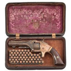 Civil War S&W Model 1 .22 Bakelite Cased