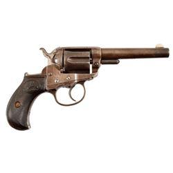 Colt Model 1877 Lightning .38 Revolver