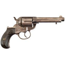 Colt Model 1877 Thunderer .41 Revolver