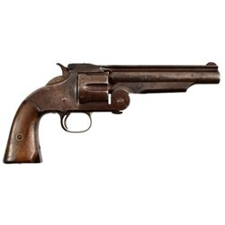 S&W Russian .44 Revolver