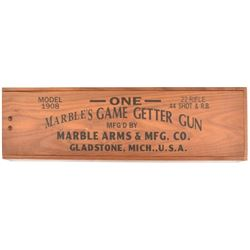 Cased Marbles M1908 Game Getter Rifle .22 / .44