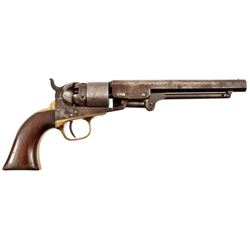 Colt Model 1862 Pocket Navy Revolver