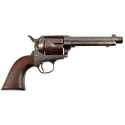 US Colt Model 1873 SAA Artillery John T Cleveland