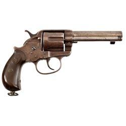 Colt Model 1878 DA Revolver