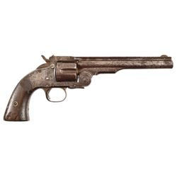 US Marked S&W Schoffield Single Action Revolver