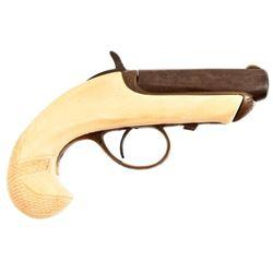 Williamson Derringer Ivory Grip .41 Cal