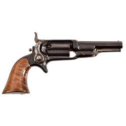 Colt Model 1855 Root Side Hammer Revolver