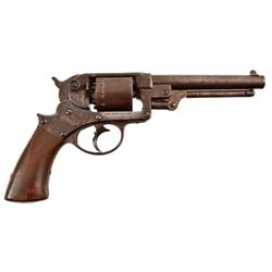 Starr Double Action Revolver
