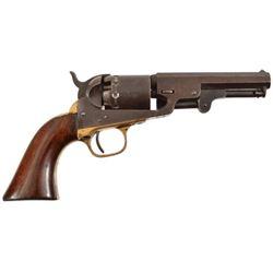 Colt 1849 Pocket Brevette