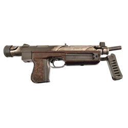 Deactivated Sub-Machine Gun