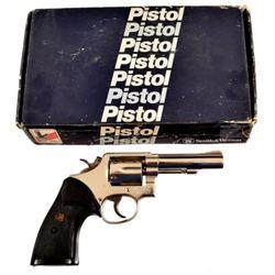 S&W Model 10-8 .38 Revolver in Box