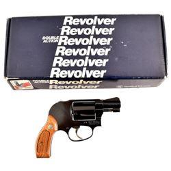 S&W .38 Revolver in Box