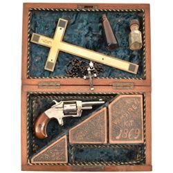 Cased Defender .22 Novelty Vampire Kit
