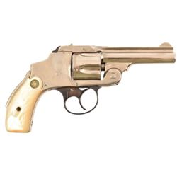 Smith & Wesson Lemon Squeezer Revolver
