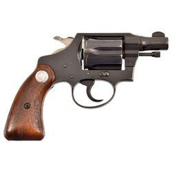 Colt Detective Special .38 Revolver
