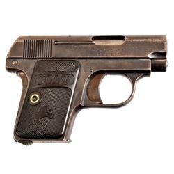 Colt Model 1908 .25 Auto Pistol