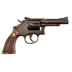 Smith & Wesson K-22 Revolver .22