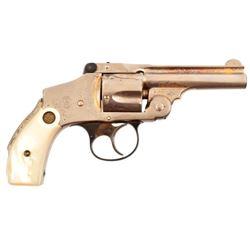 S&W Lemon Squeezer Revolver