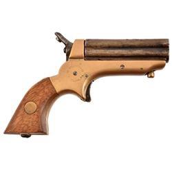 Sharps Pepperbox Derringer .22