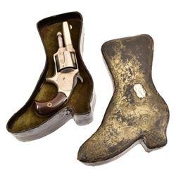 Cased Smith's Patent No.41 Revolver