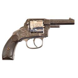 Engraved Bull Dog Pistol