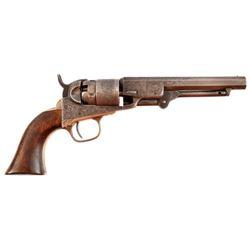 Engraved Colt 1849 Pocket Navy