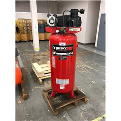 HUSKYPRO 135PSI, 60 GALLON VERTICAL COMMERCIAL AIR COMPRESSOR