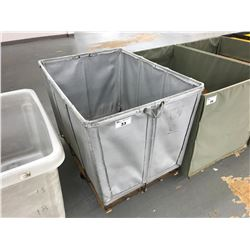 CRAIG FABRIC MOBILE COMMERCIAL PRODUCT BIN