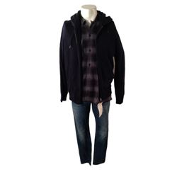 American Assassin Mitch Rapp (Dylan O'Brien) Movie Costumes
