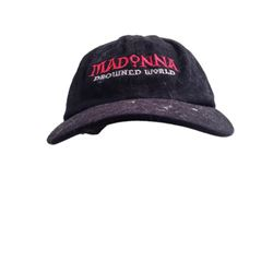 Madonna Drowned World Tour Promotional Hat