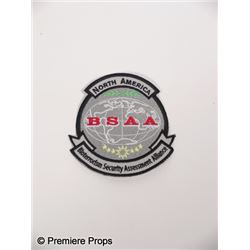 Resident Evil: Afterlife BSSA Patch Movie Props