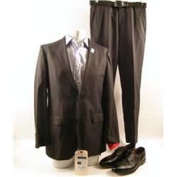 Draft Day Tom Michaels (Patrick St. Esprit) Movie Costumes