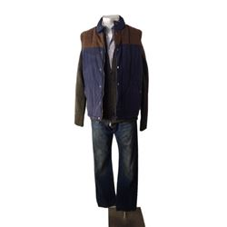 Father Figures Peter(Ed Helms) Movie Costumes