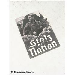 Inglourious Basterds 'Stolz der Nation' Movie Props