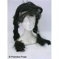 Halloween 2 Pigtail Wig Movie Props