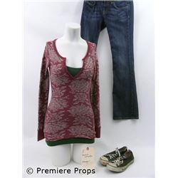 Halloween 2 Laurie Strode (Scout Taylor-Compton) Movie Costumes