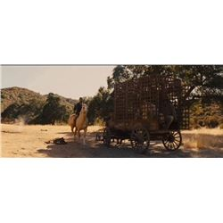 Django Unchained Hero Jail Wagon Movie Props