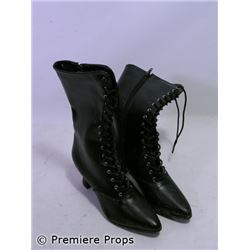 Halloween 2 Laurie Strode (Scout Taylor-Compton) Boots Movie Props