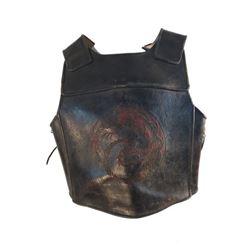 Dracula Untold Captain Petry (Noah Huntley) Breastplate Movie Costumes