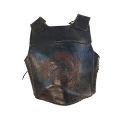 Dracula Untold Captain Petry (Noah Huntley) Breastplate Movie Costumes