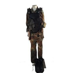 Elysium Soldier Movie Costumes