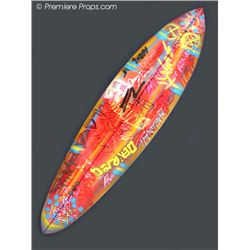 Lords of Dogtown Surfboard Movie Memorabilia