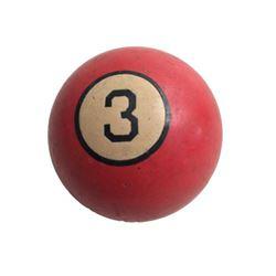 Django Pool Table Ball Movie Props