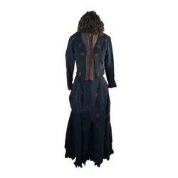 The Hateful Eight Daisy Domergue (Jennifer Jason Leigh) Movie Costumes