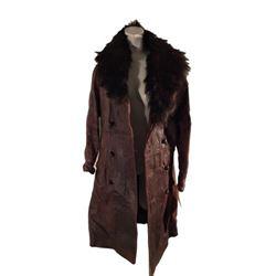 The Hateful Eight Daisy Domergue (Jennifer Jason Leigh) Coat Movie Costumes