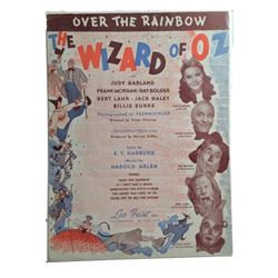 The Wizard of Oz Sheet Music