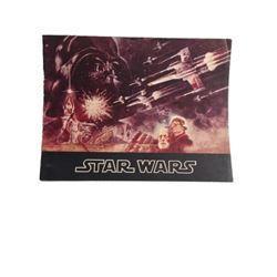 Star Wars Movie Program (1977)